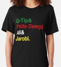 ATCQ Slim Fit T-Shirt