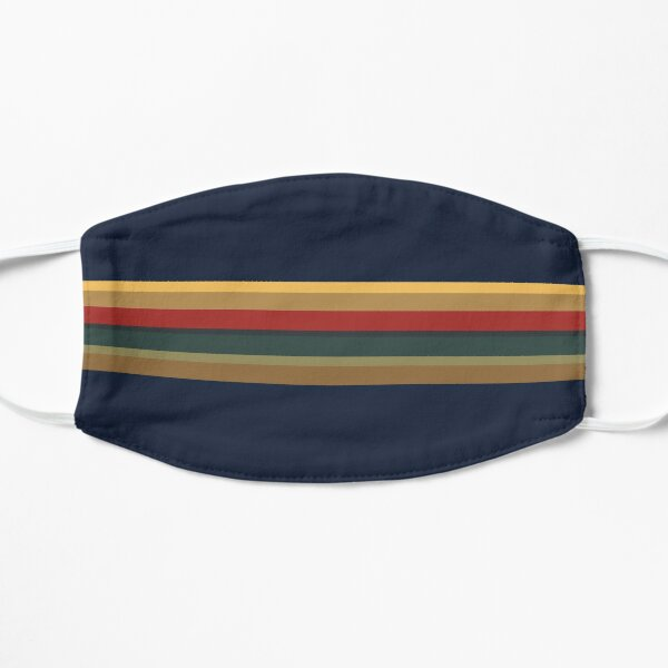 13th Doctor Rainbow Top (Cosplay Shirt and Mask)  Mask