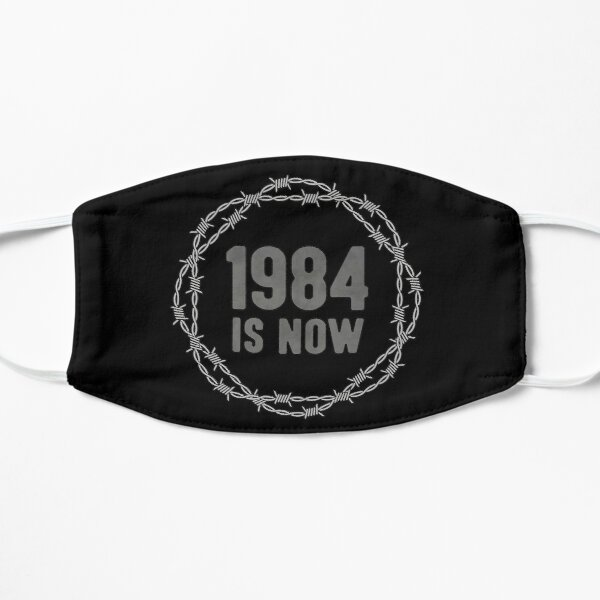 1984 is NOW Mask