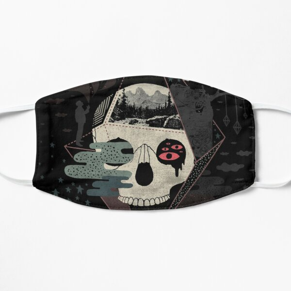 Happy Riddle Mask