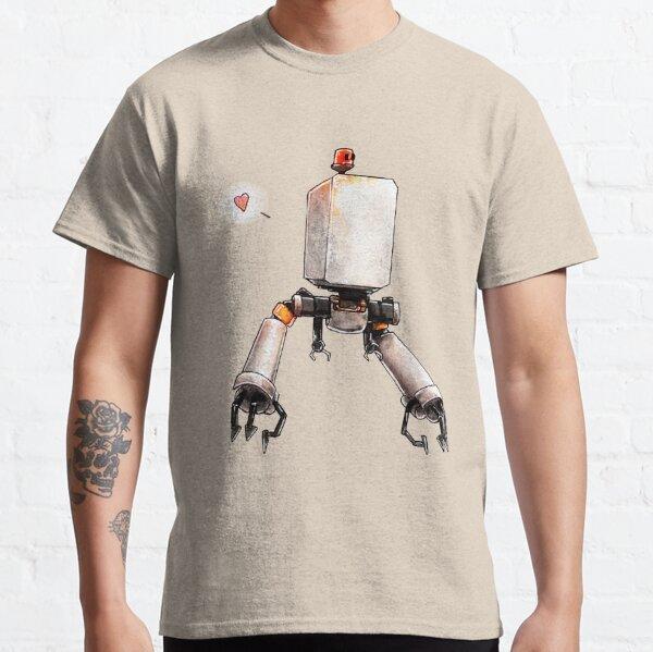 """Etwas passiert. Ich kann nicht leugnen, dass etwas geboren wird, das Bewusstsein und Emotionen ähnelt. """" Classic T-Shirt"""