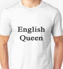 English Queen  T-Shirt