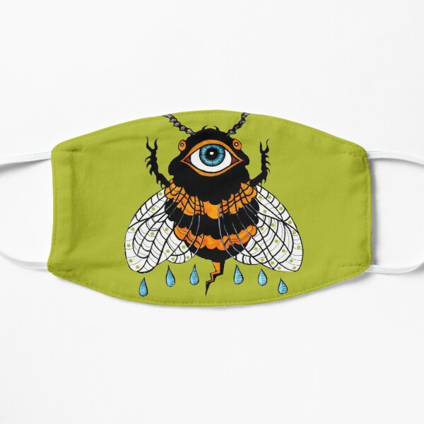 Cosmic Bee: the All-Seeing Pollinator Mask