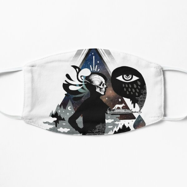 Ghosts Mask
