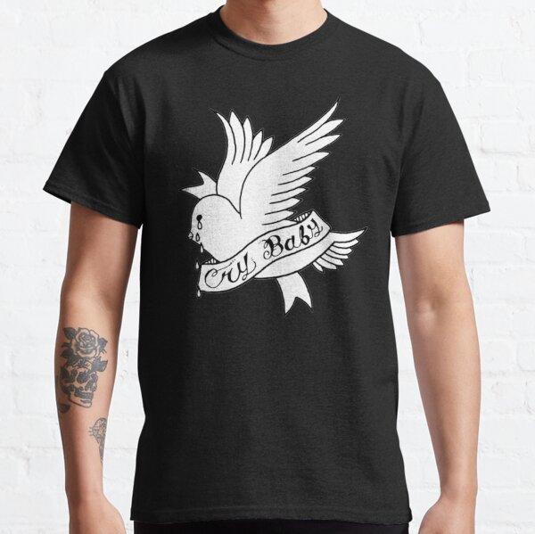 Lil Peep Crybaby Bird Camiseta clásica