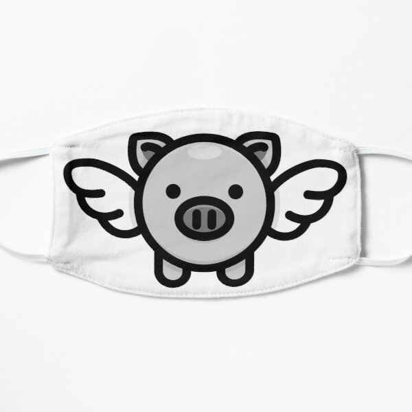 When Pigs Fly: Grey Mask
