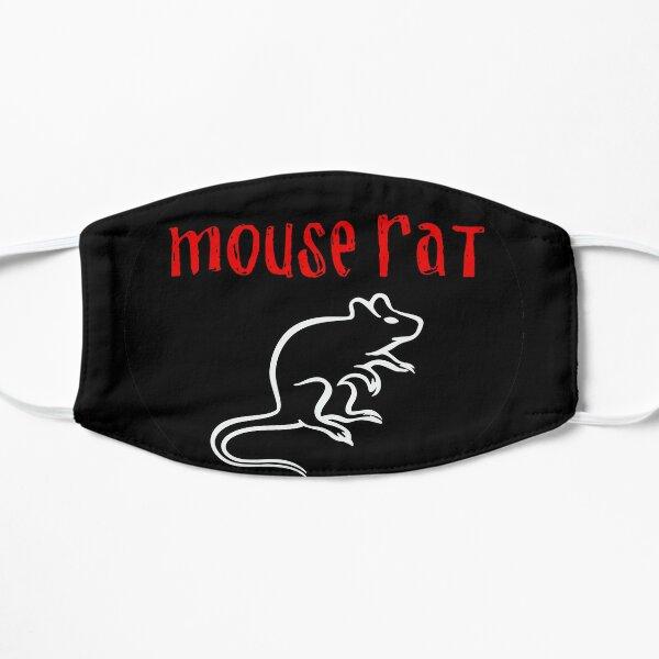 Mouse Rat Logo - Parks and Rec Flat Mask