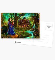 Snow White Postkarten
