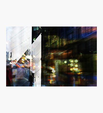 Sliding Doors and Windows Photographic Print