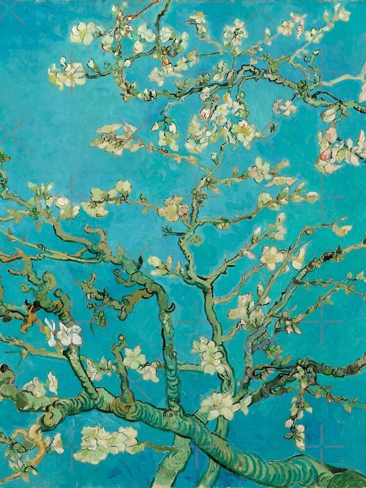 "Van Gogh  ""Almond Blossom"", 1890 by ALD1"