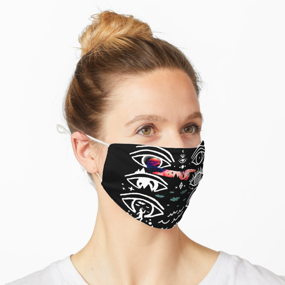 High Moods Low Cycles Mask