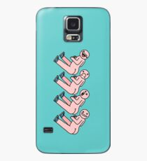 "Willy Bum Bum - ""4 Bums"" Case/Skin for Samsung Galaxy"