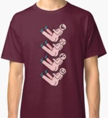 "Willy Bum Bum - ""4 Bums"" Classic T-Shirt"