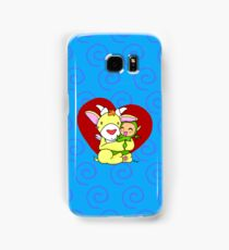 Cute monster hug Samsung Galaxy Case/Skin