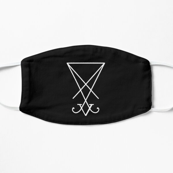 Lucifer Sigil  Flat Mask