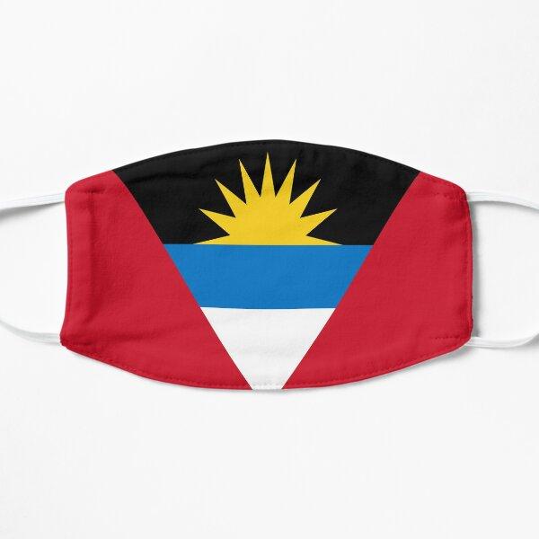 Antigua and Barbuda Flag Flat Mask