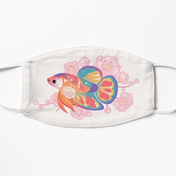 Koi betta Flat Mask