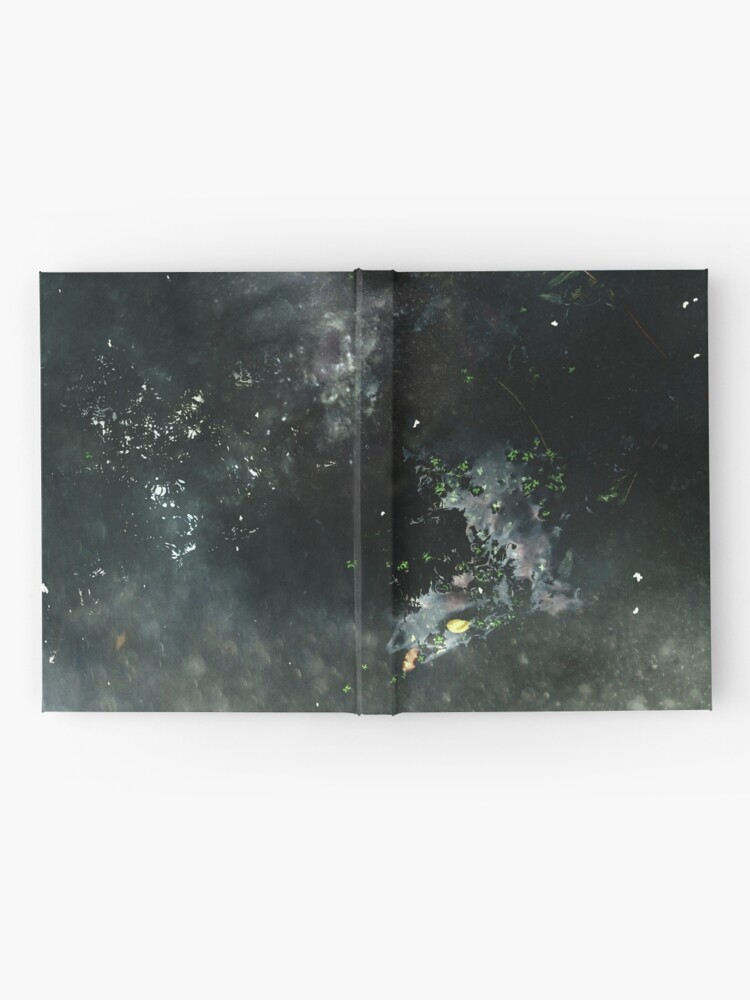 Alternate view of EAUX-FORTES Hardcover Journal