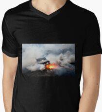 UCSMOKE Epicness Mens V-Neck T-Shirt