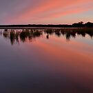 Lake Fyans by Peter Hammer