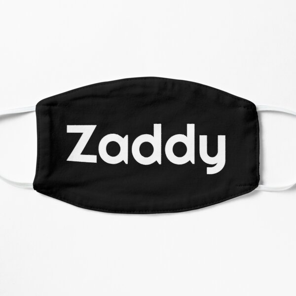 Zaddy Sex Appeal Experience Swag Flat Mask