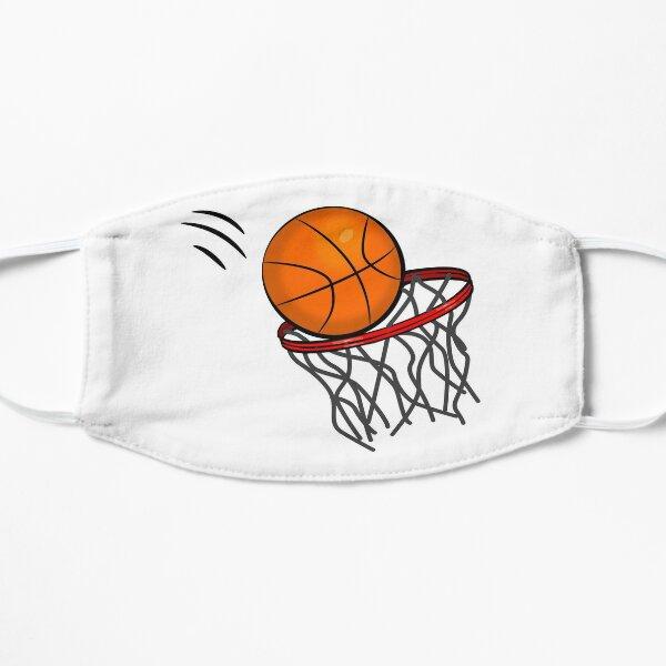 Basketball  Flat Mask