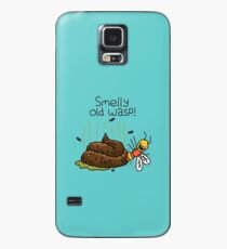 "Willy Bum Bum - ""Smelly Old Wasp!"" Case/Skin for Samsung Galaxy"