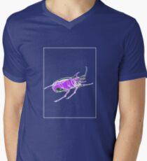 Beetle Mauve Green C T-Shirt