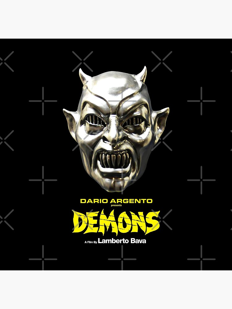 Demons - Mask by DCdesign