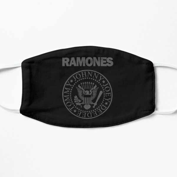 Ramones (grey distressed design) Mask