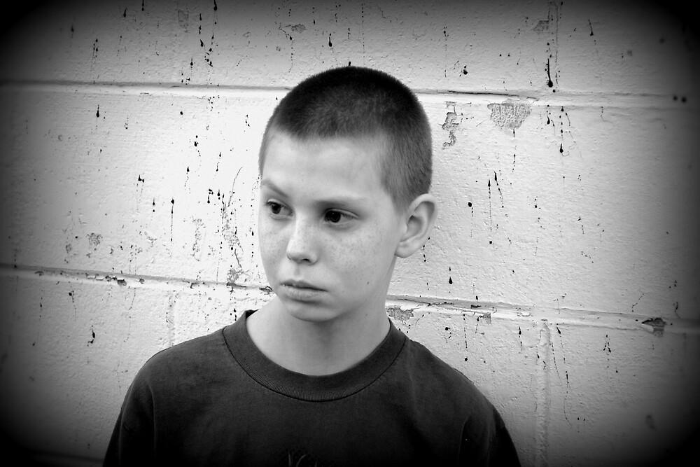 On the Cusp of Teenage Hood by toshiaanderson