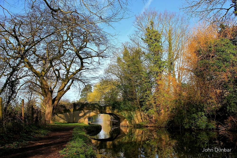 Spring at Lady's Bridge by John Dunbar