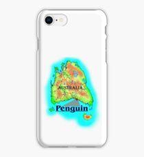 Penguin - Tasmania iPhone Case/Skin