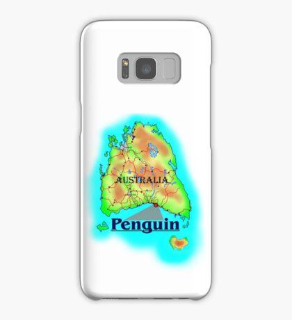 Penguin - Tasmania Samsung Galaxy Case/Skin