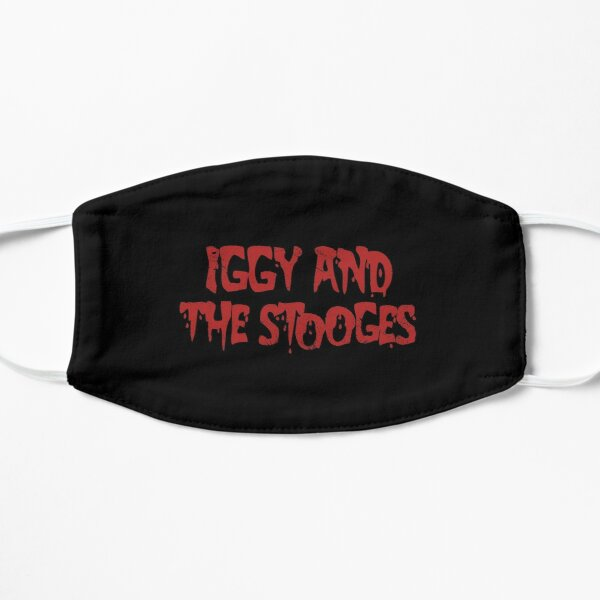 Iggy and the Stooges (distressed design) Mask