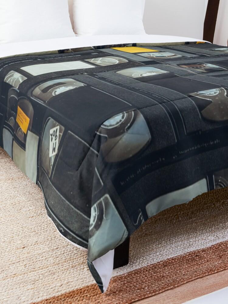 Alternate view of VHS Comforter