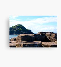 Giants Causeway | Northern Ireland Canvas Print