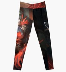 Red Lion Leggings