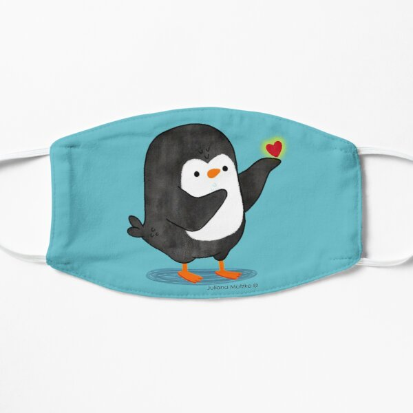 Spreading Love Penguin Mask