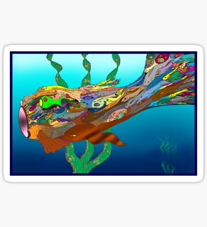 Fish - Plural Sticker