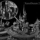 XenoDream CATHEDRALS by Günter Maria  Knauth