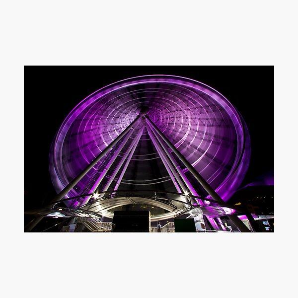 The Brisbane Wheel Photographic Print