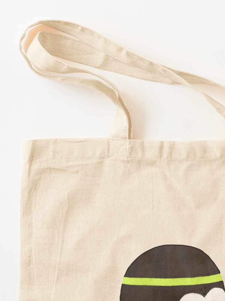 Alternate view of Penguin Workout Tote Bag