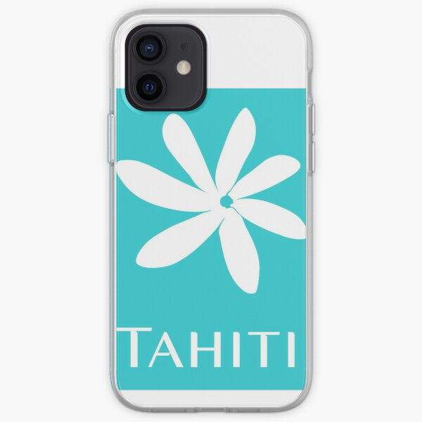 Air Tahiti Coque souple iPhone