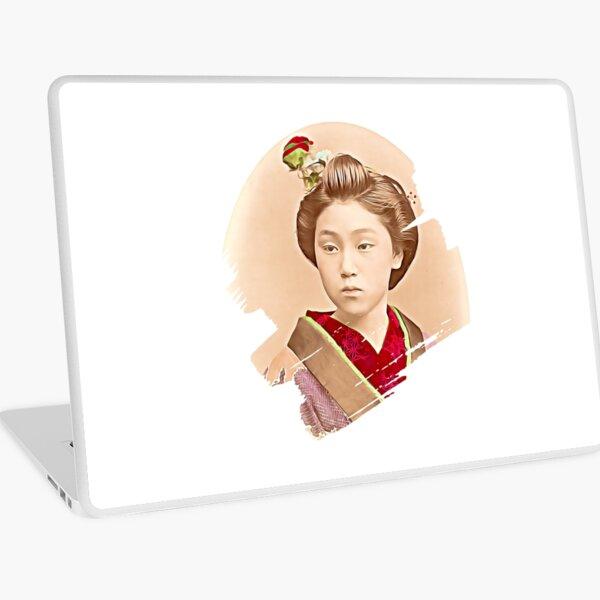 Beautiful Japanese Girl - Maiko  Laptop Skin