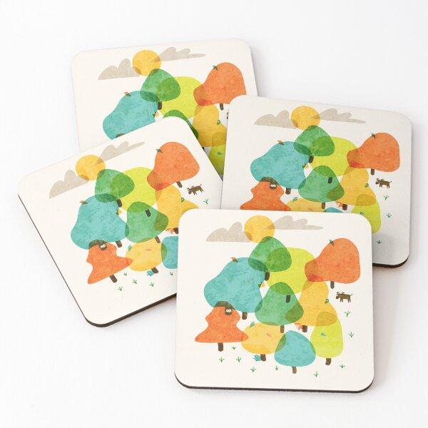 Smol Things Coasters (Set of 4)