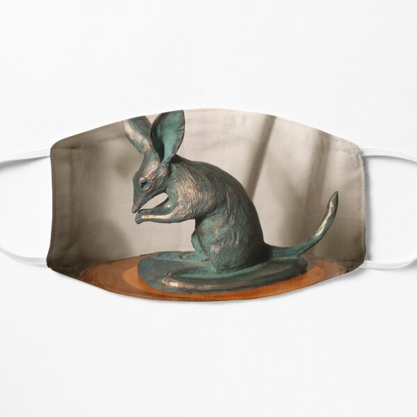 Bilby - sculpture by Avril Thomas Mask