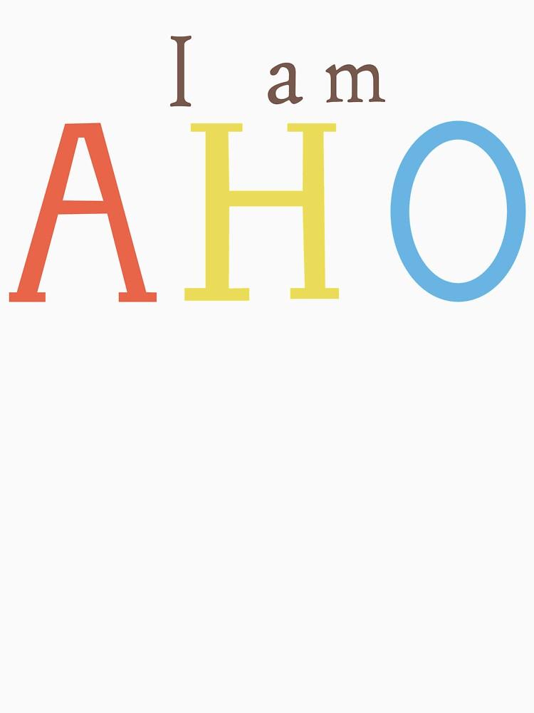 Yuru Yuri: I am AHO | Unisex T-Shirt