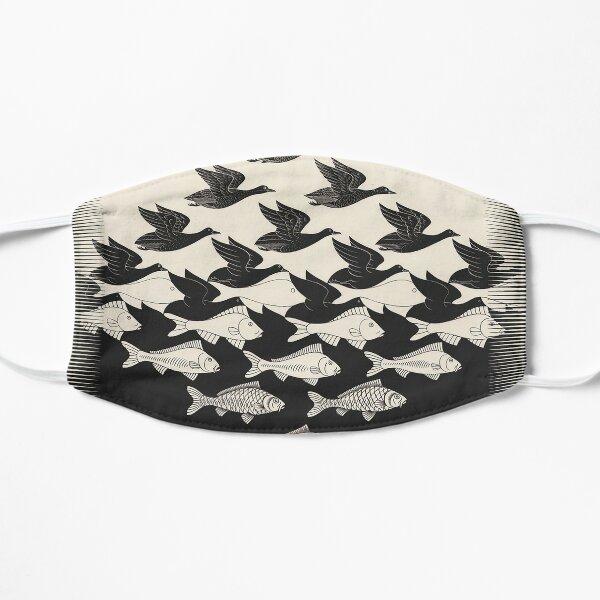 Sky and Water I - Maurits Cornelis Escher Mask