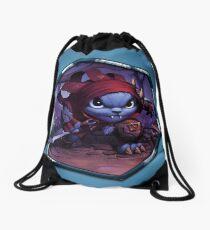 Little Rengar Drawstring Bag